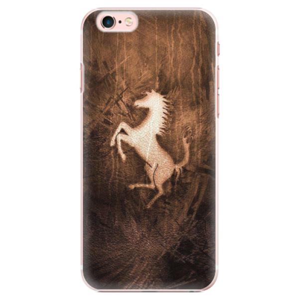 Plastové pouzdro iSaprio - Vintage Horse - iPhone 6 Plus/6S Plus