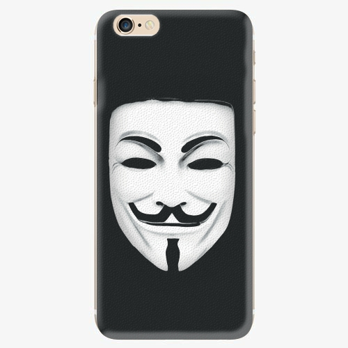 Silikonové pouzdro iSaprio - Vendeta - iPhone 6/6S