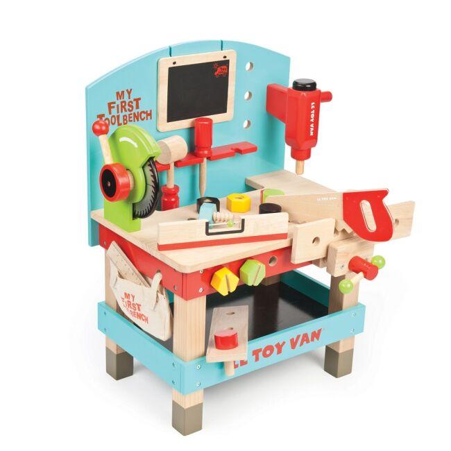 Le Toy Van Můj první ponk s nářadím