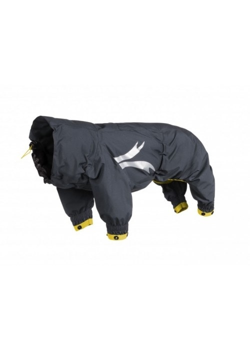 Bunda pro psa Hurtta Slush Combat Suit - Šedá 60M