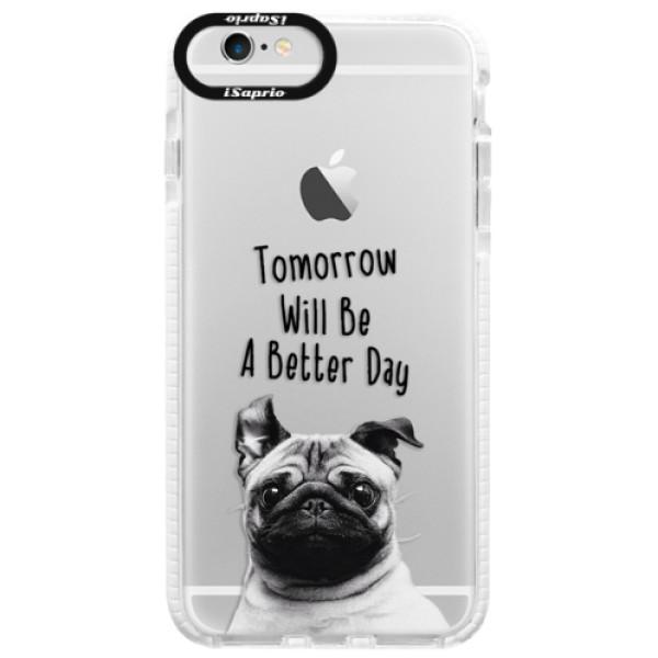 Silikonové pouzdro Bumper iSaprio - Better Day 01 - iPhone 6/6S