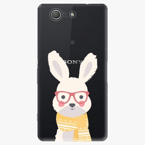 Plastový kryt iSaprio - Smart Rabbit - Sony Xperia Z3 Compact