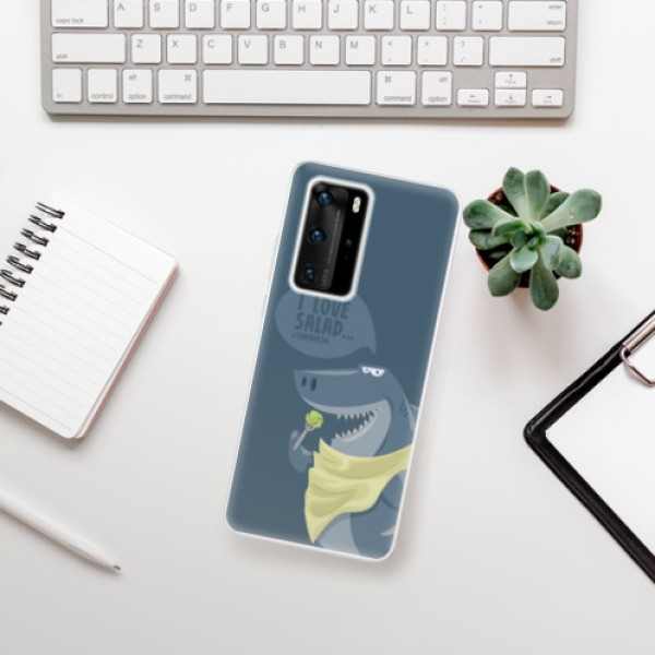 Odolné silikonové pouzdro iSaprio - Love Salad - Huawei P40 Pro