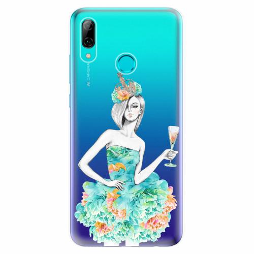 Silikonové pouzdro iSaprio - Queen of Parties - Huawei P Smart 2019