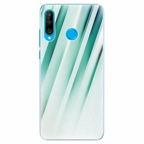 Plastový kryt iSaprio - Stripes of Glass - Huawei P30 Lite