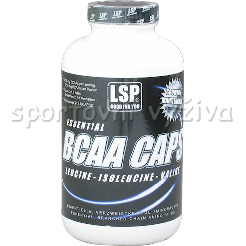 BCAA volucaps 951mg 300 kapslí