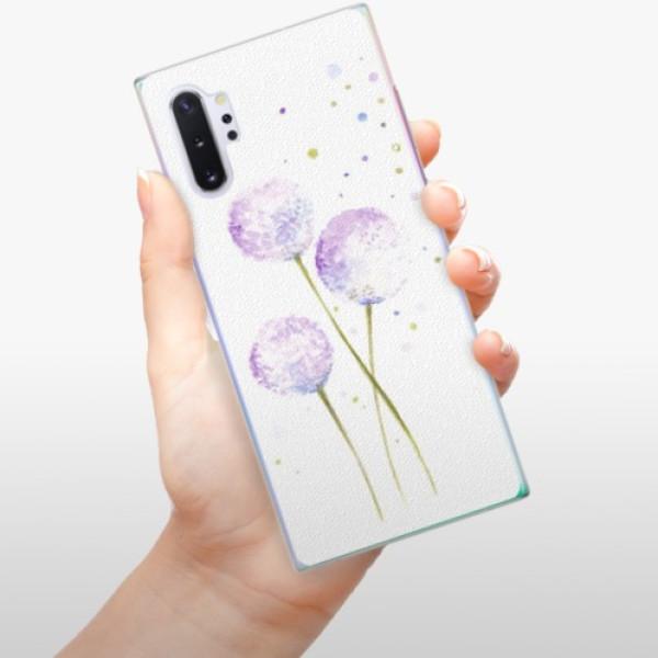 Plastové pouzdro iSaprio - Dandelion - Samsung Galaxy Note 10+