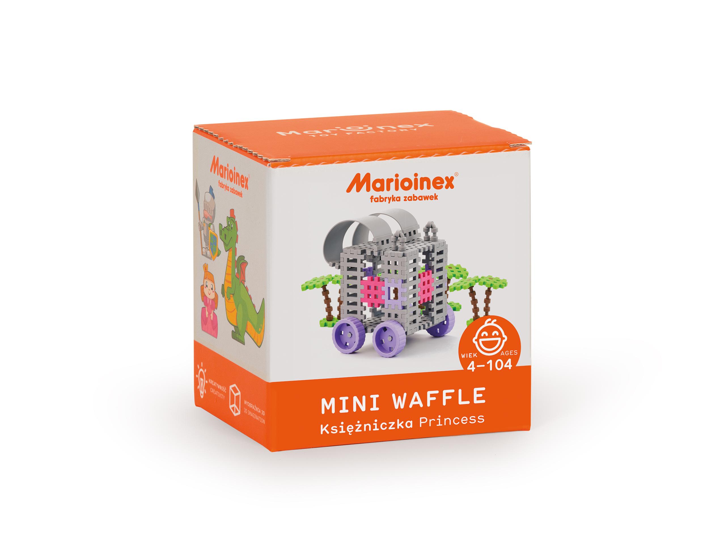 Marioinex MINI WAFLE – Princezna (malá)