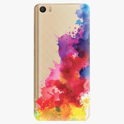 Plastový kryt iSaprio - Color Splash 01 - Xiaomi Mi5