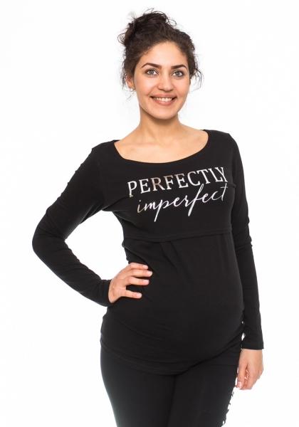 Be MaaMaa Těhotenské, kojící triko Perfektly
