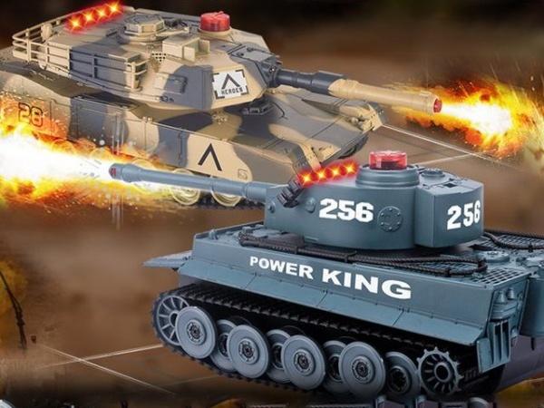 Sada bezpečných infra tanků 1/32, 2v1