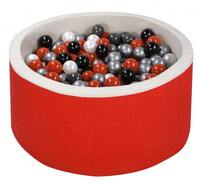 nellys-bazen-velky-pro-deti-90x40cm-200-balonku-cerveny