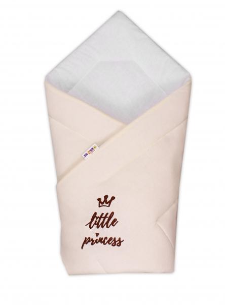 baby-nellys-rychlozavinovacka-little-princess-78x78-jersey-smetanova