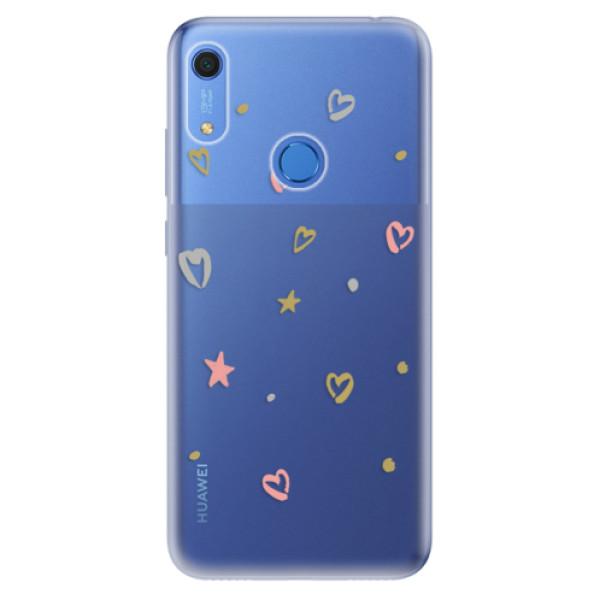 Odolné silikonové pouzdro iSaprio - Lovely Pattern - Huawei Y6s
