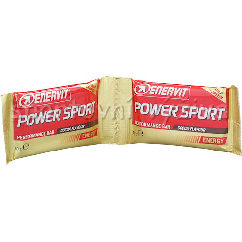Enervit Power Sport - Double use - 2x30g-jablko