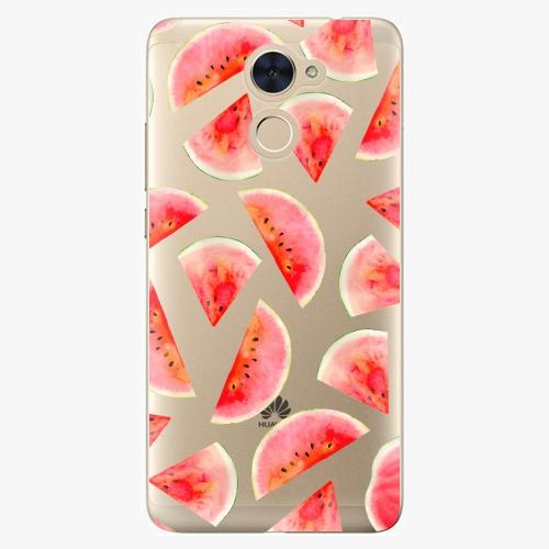 Plastový kryt iSaprio - Melon Pattern 02 - Huawei Y7 / Y7 Prime