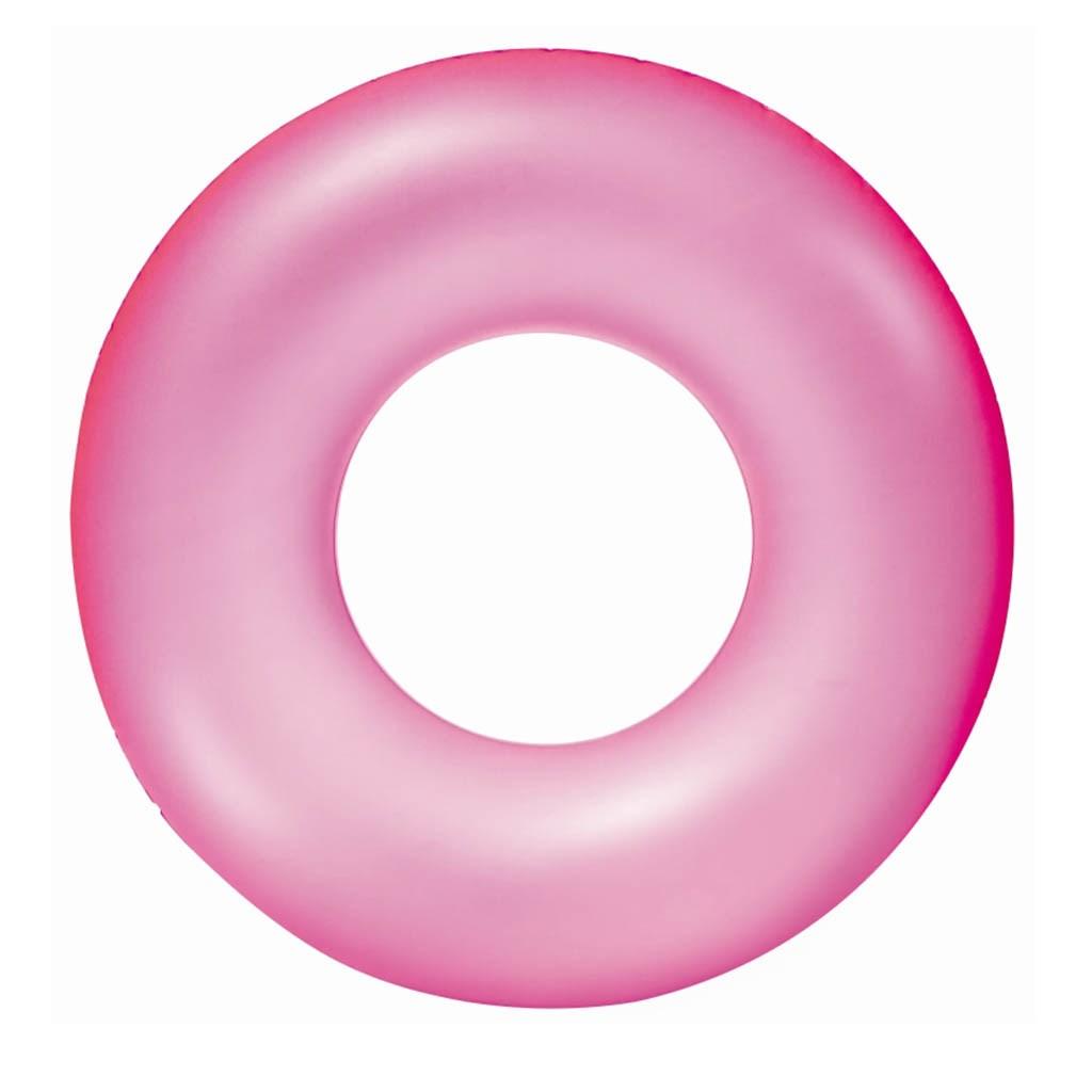 Dětský nafukovací kruh Bestway - růžová