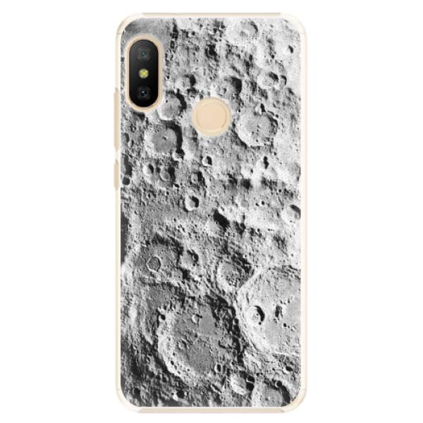 Plastové pouzdro iSaprio - Moon Surface - Xiaomi Mi A2 Lite