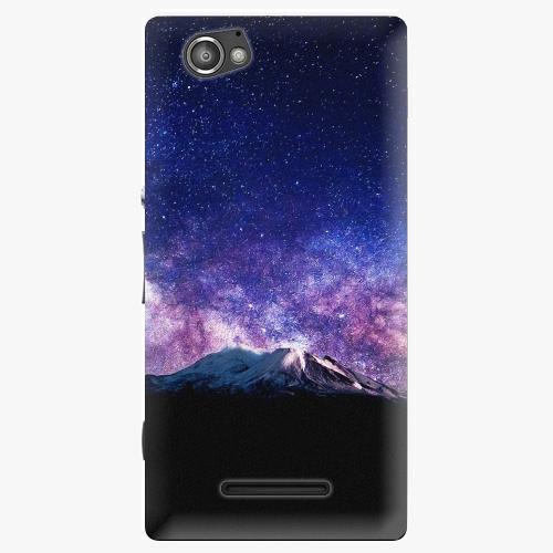 Plastový kryt iSaprio - Milky Way - Sony Xperia M