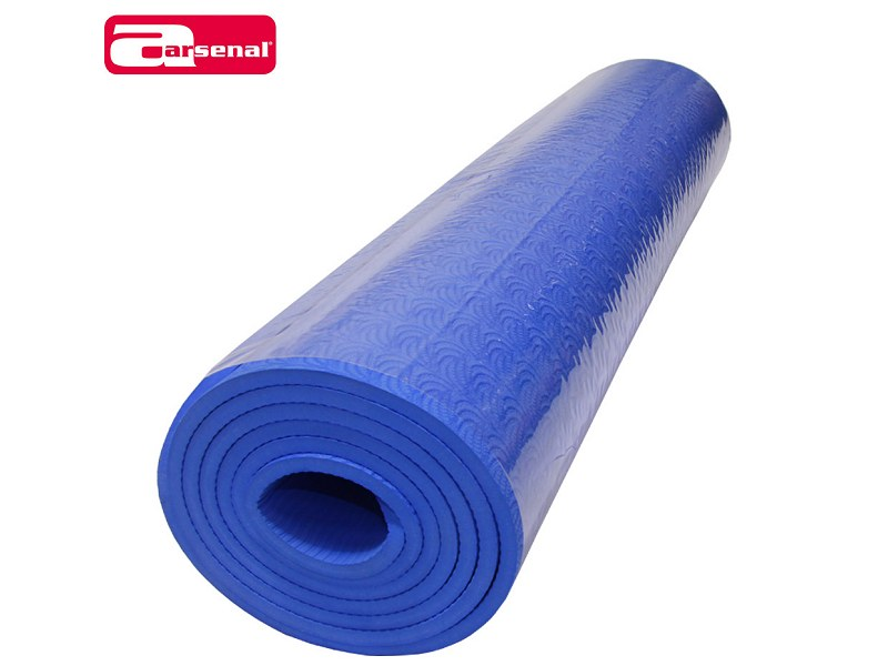 Yogamat TPE 1800x60x6 mm s texturou