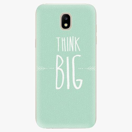 Silikonové pouzdro iSaprio - Think Big - Samsung Galaxy J5 2017