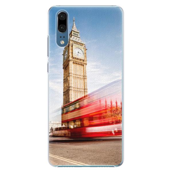 Plastové pouzdro iSaprio - London 01 - Huawei P20