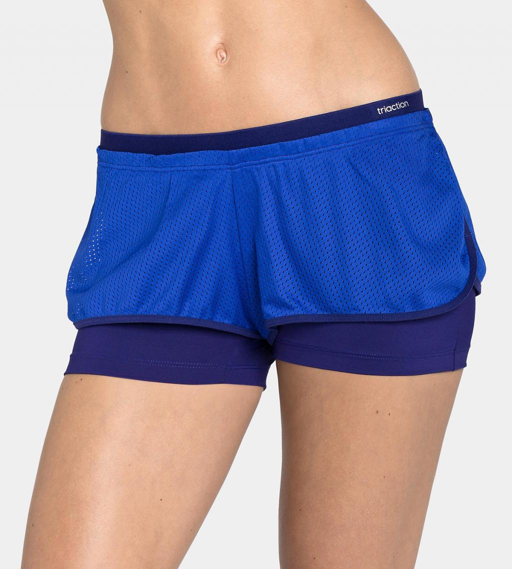 Triaction The Fit-ster Short 01 - Skandálně modrá