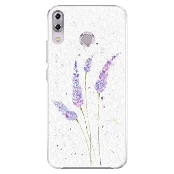Plastové pouzdro iSaprio - Lavender - Asus ZenFone 5Z ZS620KL