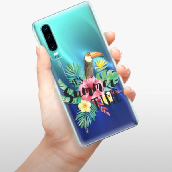 Plastové pouzdro iSaprio - Summer Time - Huawei P30