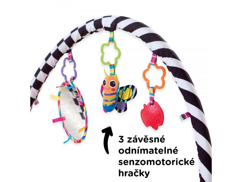 Lamaze - Hrací podložka se Světluškou Freddie