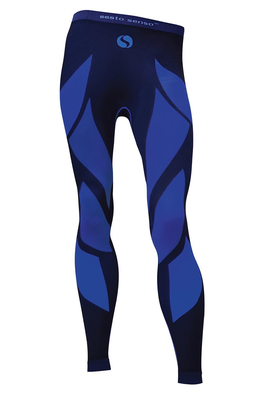 Pánské dlouhé kalhoty Thermo Active Men - Sesto Senso - Černá/M