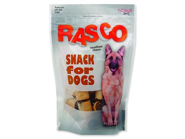 Pochoutka RASCO Dog rollos morkový 200g