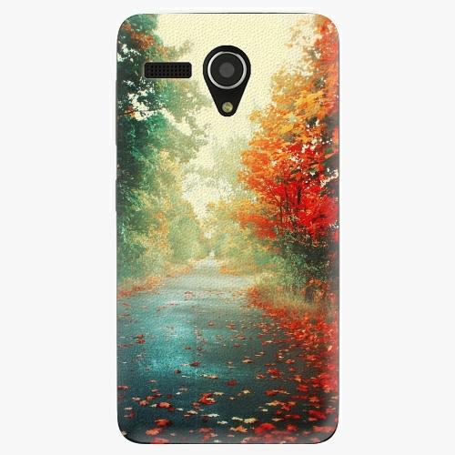 Plastový kryt iSaprio - Autumn 03 - Lenovo A606