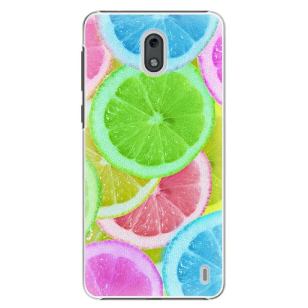 Plastové pouzdro iSaprio - Lemon 02 - Nokia 2