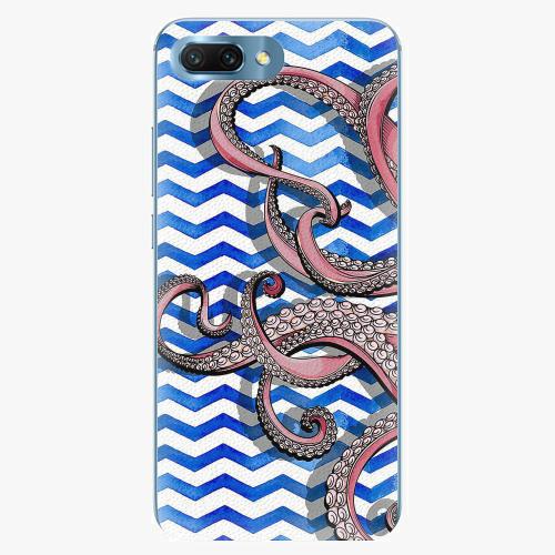 Plastový kryt iSaprio - Octopus - Huawei Honor 10