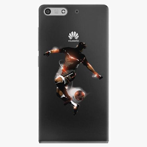 Plastový kryt iSaprio - Fotball 01 - Huawei Ascend P7 Mini
