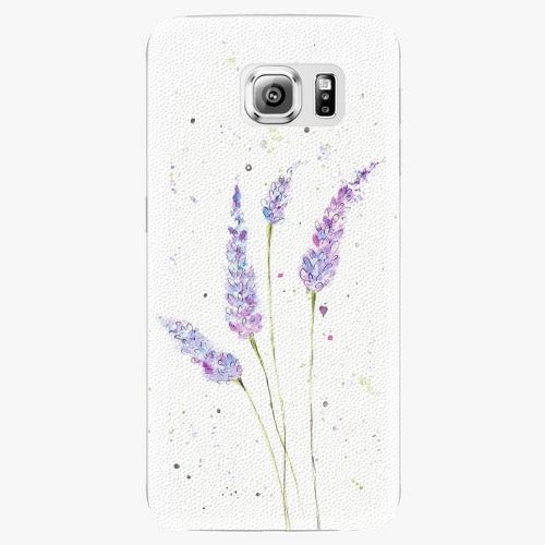 Plastový kryt iSaprio - Lavender - Samsung Galaxy S6
