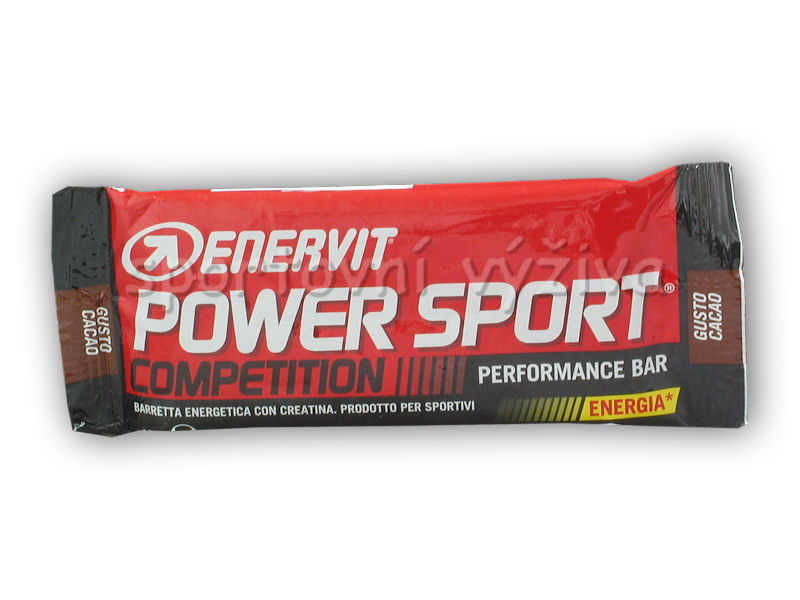 Enervit Power Sport Competition 40g-kakao