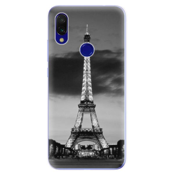 Odolné silikonové pouzdro iSaprio - Midnight in Paris - Xiaomi Redmi 7