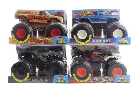 Hot Wheels Monster trucks velký truck FYJ83 TV 1.4.-30.6.2019