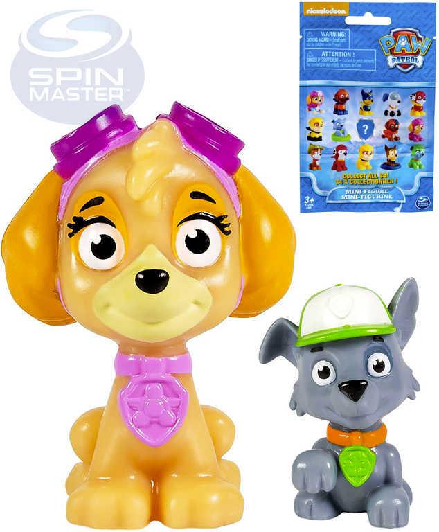 SPIN MASTER Mini figurka Tlapková Patrola zvířátko v sáčku - různé druhy