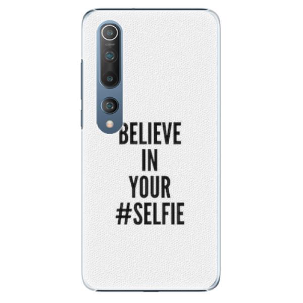 Plastové pouzdro iSaprio - Selfie - Xiaomi Mi 10 / Mi 10 Pro