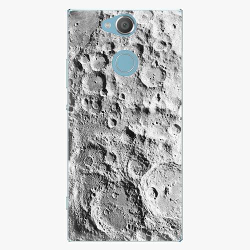 Plastový kryt iSaprio - Moon Surface - Sony Xperia XA2