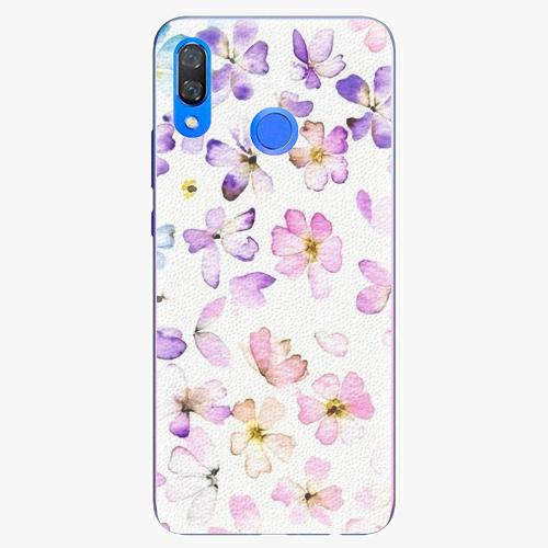 Plastový kryt iSaprio - Wildflowers - Huawei Y9 2019