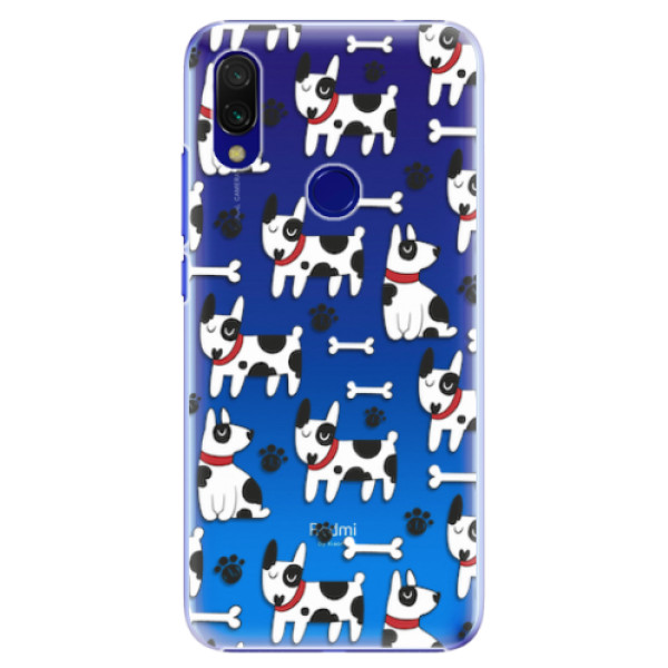 Plastové pouzdro iSaprio - Dog 02 - Xiaomi Redmi 7