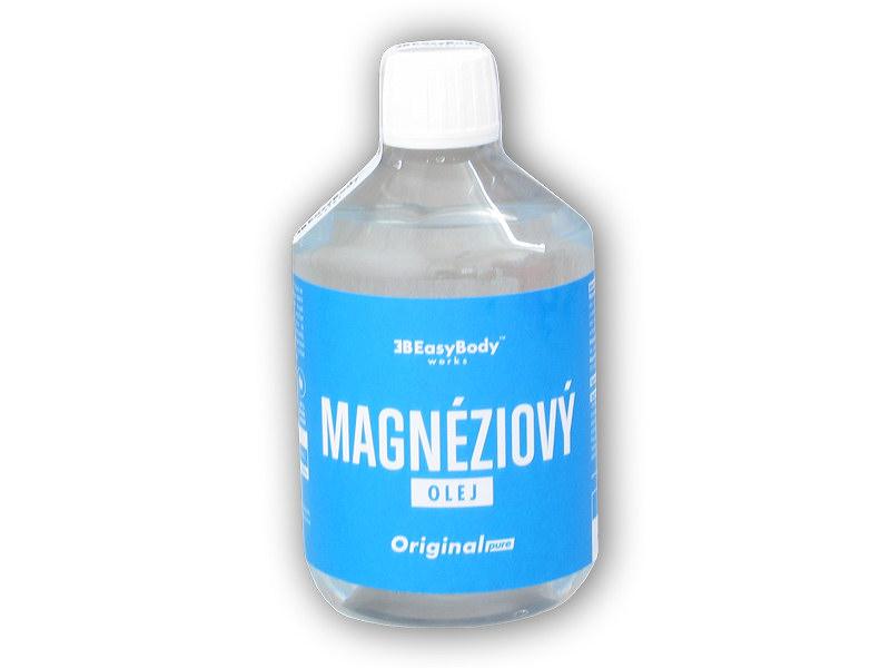 Transdermální Magnéziový olej 500ml