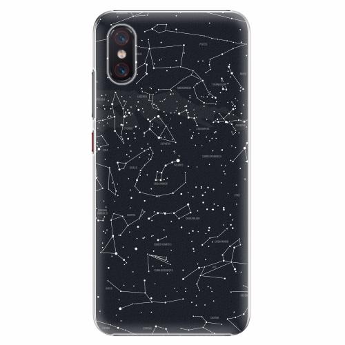 Plastový kryt iSaprio - Night Sky 01 - Xiaomi Mi 8 Pro