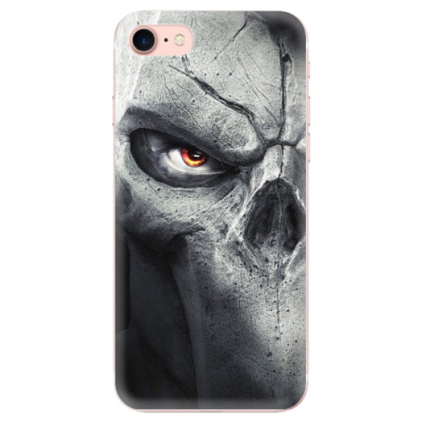 Odolné silikonové pouzdro iSaprio - Horror - iPhone 7