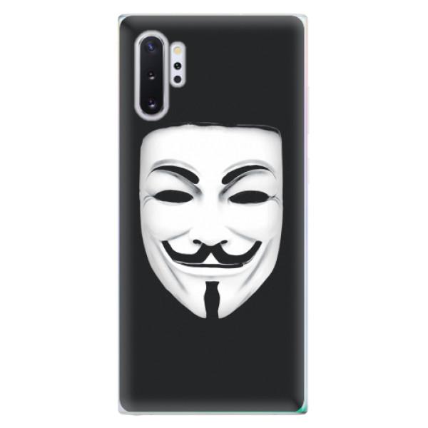 Odolné silikonové pouzdro iSaprio - Vendeta - Samsung Galaxy Note 10+