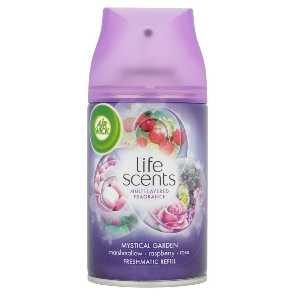 Freshmatic Life Scents Náplň do osvěžovače vzduchu - Tajemná zahrada 250 ml